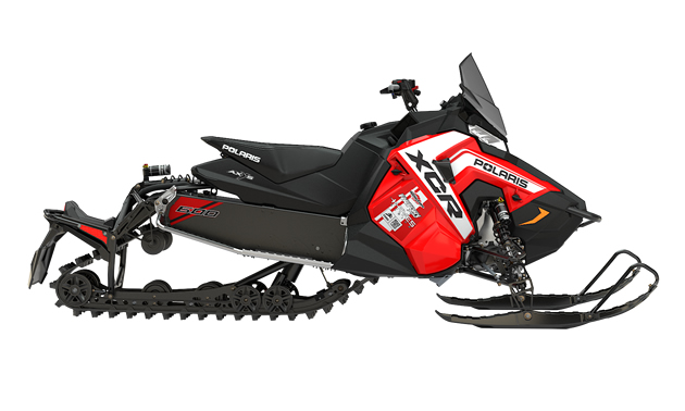 New 2018 Polaris Switchback XCR.