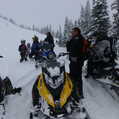 There are plenty of snowmobiling trails in the Lower Mainland just waiting for you to explore.