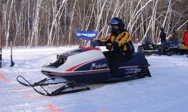 Try snowmobiling in Nipawin - you won't be let down.