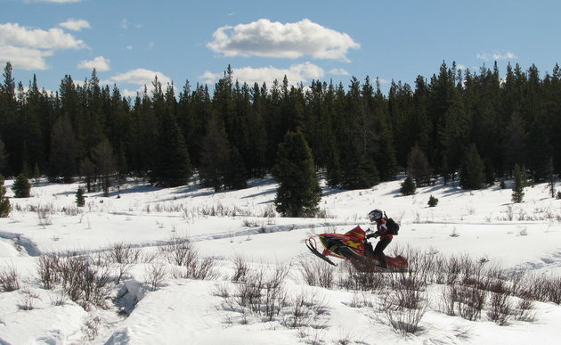 This club hosts several family snowmobile events in Dawson Creek.