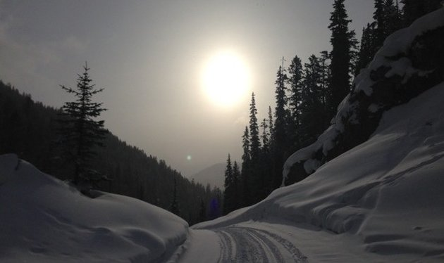 Snowmobiling in Smithers this winter? Don't miss these top trails.