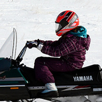Westlock snowmobiling trails