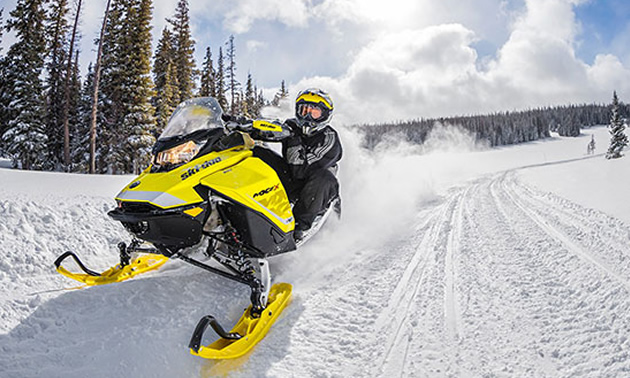 Updates for 2017 Ski-Doo models | SnoRiders