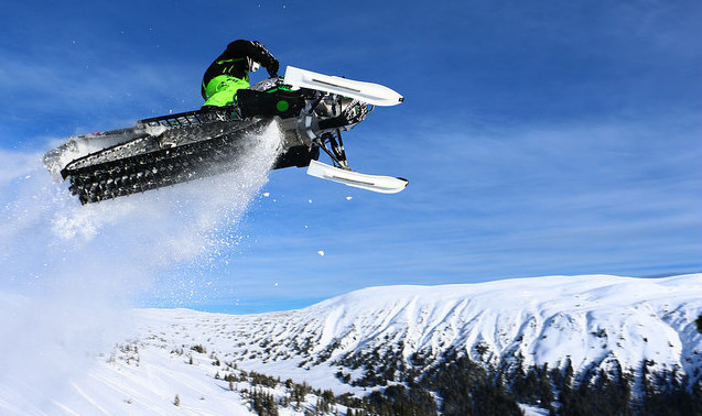 Curtis Hofsink getting a lot of air at Microwave mountian, Smithers, B.C.