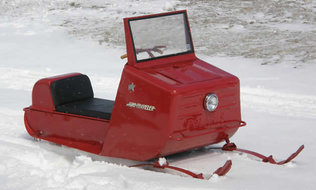 Carving a timeline of snowmobile history | SnoRiders