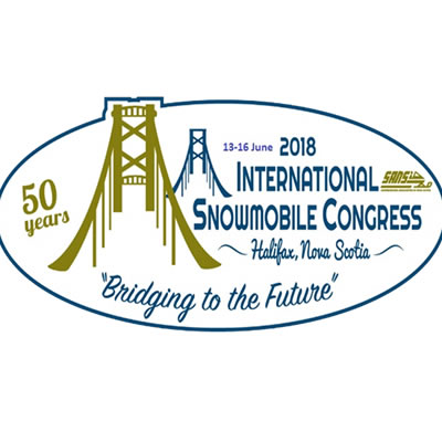 International Snowmobile Congress logo.