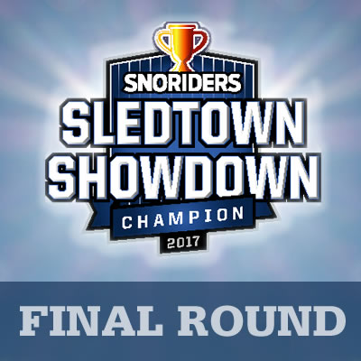 SledTown ShowDown final round image
