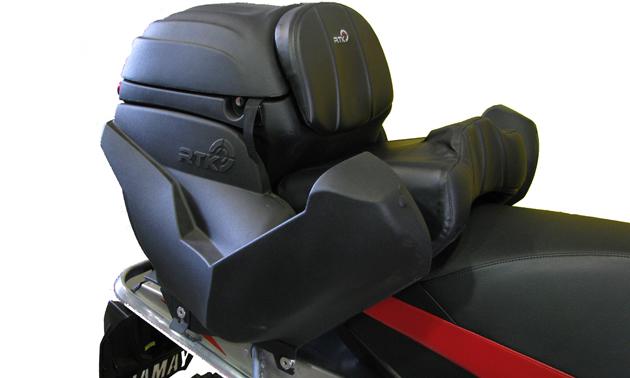 Titan Touring  Up Seat Yamaha