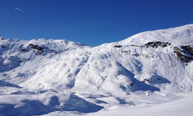 Valdez, Alaska snowmobiling