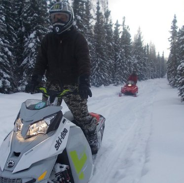 Once you see these snowmobiling pictures, you'll understand why Westlock is one of Alberta's top sledding spots.