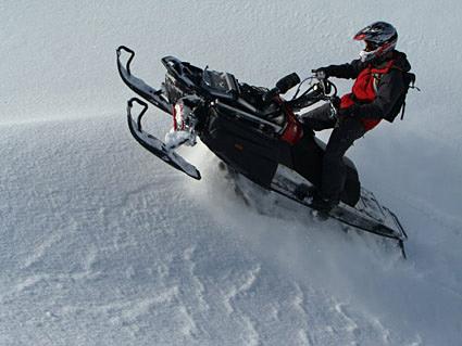 snowmobile racing Amateur